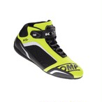IC/812059 KS-2 SHOES FLUO YELLOW/BLACK
