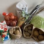 送料込 越冬野菜セット