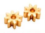 純正8Tピニオンギア◆K110&K120&K123&K124&V977ピニオンギア 2個  品番XK.2.K110.014