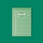 [SY-40] 「CHECK」 コンセプトノート