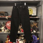90s Levis 550 Black Denim Pants