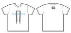 「town」ナガイスTシャツ