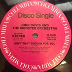 John Davis & The Monster Orchestra – Ain't That Enough For You