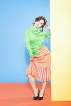 60's used skirt(sk-05)