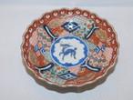 伊万里色絵元禄なます皿 (1客)Imari colored porcelain one bowl