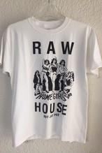 ' LAS CHICAS DE RAW HOUSE ' Tee   ( 送料250円 )