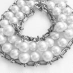 """SARAH COV"" Pearl Flattery bracelet[h-70]"