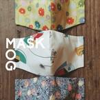 *送料無料* MOG MASK / M【全4サイズ】 ~ フィルターポケット+ノーズワイヤー付き~