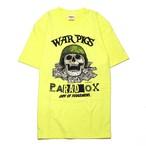 "PARADOX ""WAR PIGS"" S/S Tee [LIIGHT YELLOW]"
