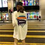 【tops】カジュアル切り替えし長袖Tシャツ12923491