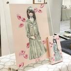 ミニポスター:bloom 桜貝