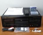 PIONEER DAT D-05 デジタル・オーディオ・テープ・デッキ