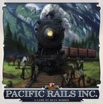 【予約商品】Pacific Rails Inc DX / パシフィックレイルズインクDX版