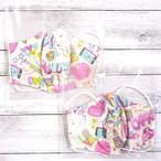 【Ranunculus】立体布マスク(ファンシー)・キッズ~レディースサイズ/マスク