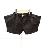 BEAR MATLASSE SHORT PANTS / WOMEN
