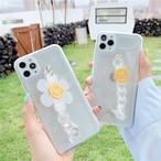 Flower chain iphone case