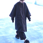 Haori-Coat (black/gold)