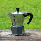 直火式エスプレッソメーカー 3カップ