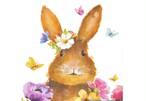 紙ナフキン Easter  Beauty