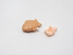 【536】 大野晶 小物パーツ たい焼き(特典) ねんどろいど