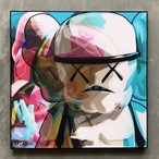カウズ/ KAWS : ABSTRACT VER.2 / Lサイズ 52cm / PAPA_KA0002