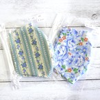 【Art&Zakka-furino】立体布マスク(花)・レディースサイズ/マスク