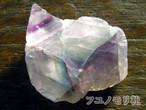 鉱物 - フローライト(中a) - フユノモリ社セレクト鉱物