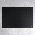 The cutting mat black