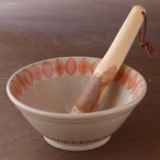 そのまま食卓へ 6号すり鉢と山椒のすりこぎ【5選】 №2