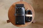 -cube-4scissors holder/BLACK