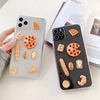 【オーダー商品】3D Bread Pizza iphone case