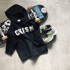 CKISM sweat parka