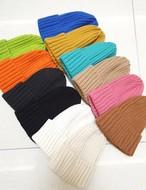 予約注文商品 ニットビニー ビニー ニット帽 韓国ファッション