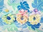 ハワイアンリボンレイ【ピカケいっぱいのストラップ】キット