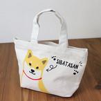 【ホビー柴田】ミニトートバッグ(内ポケット付き)【ランチトート】【犬グッズ】