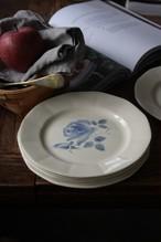 Digoin-Sarregueminesサルグミンヌ 12角バラ絵皿