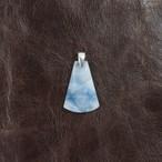糸魚川翡翠 コン沢 青翡翠 ペンダントトップ 1.8g  Itoigawa Blue Jadeite pendant top