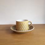 【北欧ヴィンテージ雑貨】Jens.H.Quistgaard Relief cup&saucer vintage イェンス・クイストゴー レリーフ 05