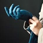 佩 手袋(C/#19 ターコイズ)