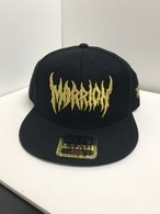 DEATH MARRION-LOGOキャップ