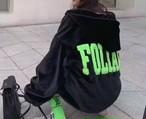 パピーミンクファーフードパーカー フードパーカー ファー 韓国ファッション