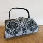 アイヌ織りヴィンテージバッグ
