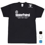GUARD ガード Tシャツ・ハニカムメッシュ 吸汗速乾/ウォーターパトロールデザイン[WATER PATROL] s-195 メンズ アウトドア