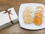 人気のクッキー2種類!ハリネズミさんと塩バニラのガレットのセット