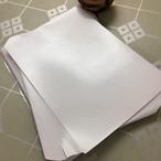 A4 剥離紙・リリースペーパー 10枚