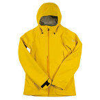 unfudge snow wear // CLOUD JACKET // YELLOW //  1920CJY