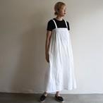 Yarmo【 womens 】brace gather dress