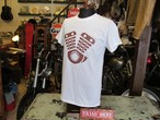 TRASH DEPT オリジナル ENGING Tシャツ / WHITE