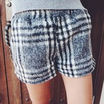 Check Short PT 《BLACK》