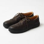 SLACK FOOTWEAR / KLAVE WING TIP ML (BROWN/BLACK)